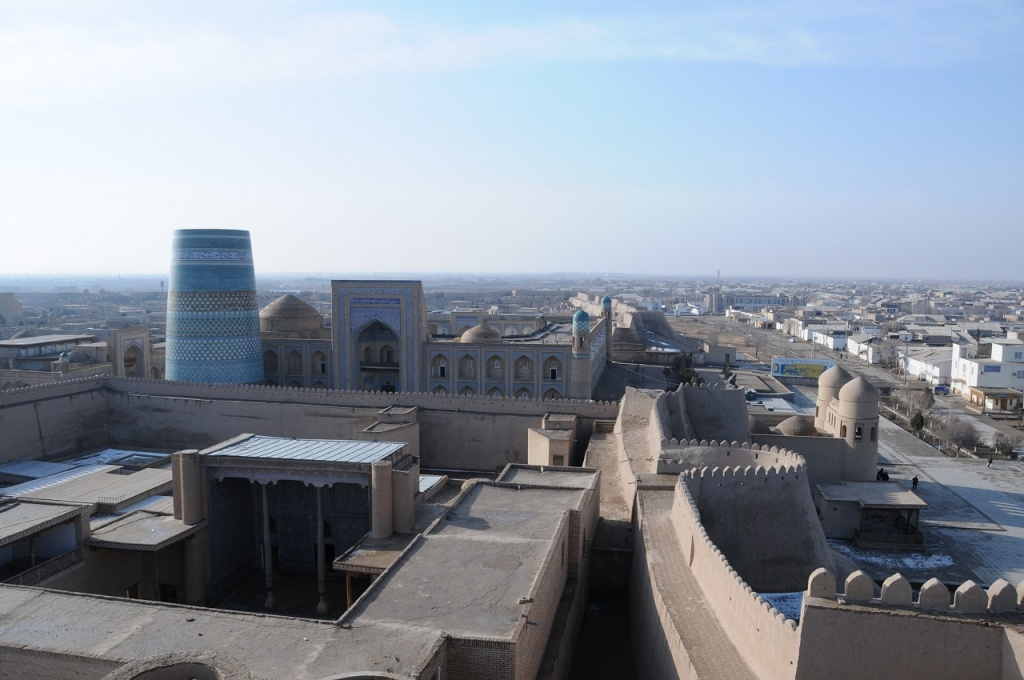 Guides undergo training in Khiva