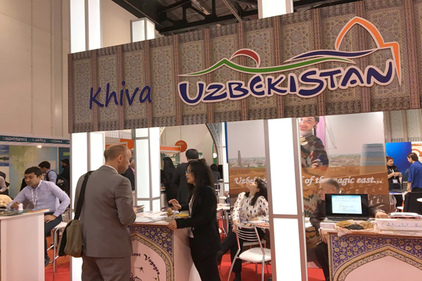 Tourism potential of Uzbekistan presented in London