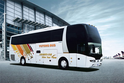 Presentation of Yutong buses takes place in Tashkent