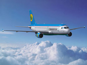 Uzbekistan Airways participate in Top Resa exhibition