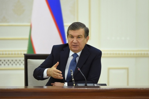 Shavkat Mirziyoyev: 2019 will be a turning point in development of tourism