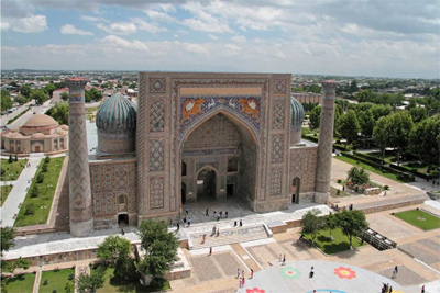 Uzbek tourism potential presented in Kaliningrad