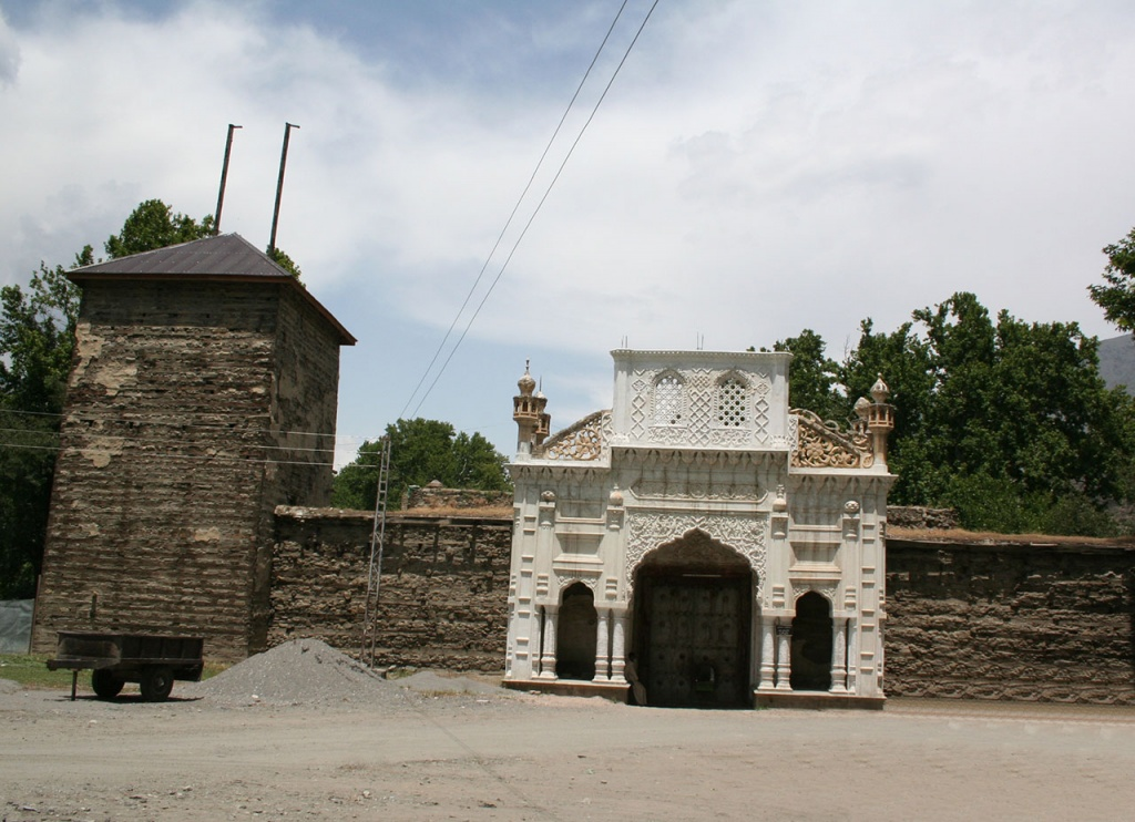 Chitral Fort