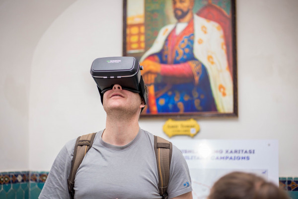 The First Smart Museum in Central Asia opens in Samarkand