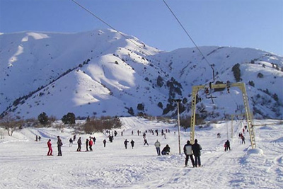 Chimgan is among Top-10 best mountain resorts in CIS
