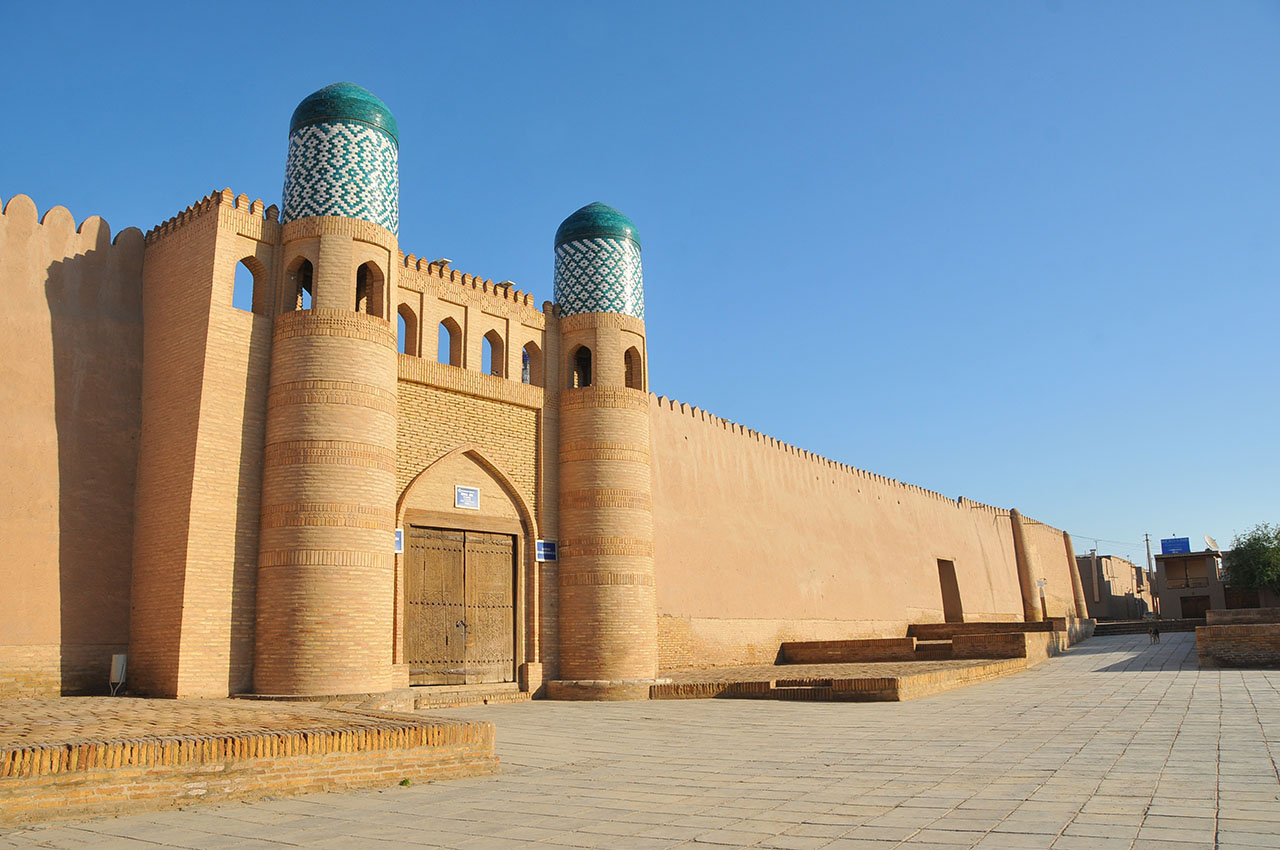 "The Telegraph publishes article ""11 reasons why you should visit Uzbekistan"""