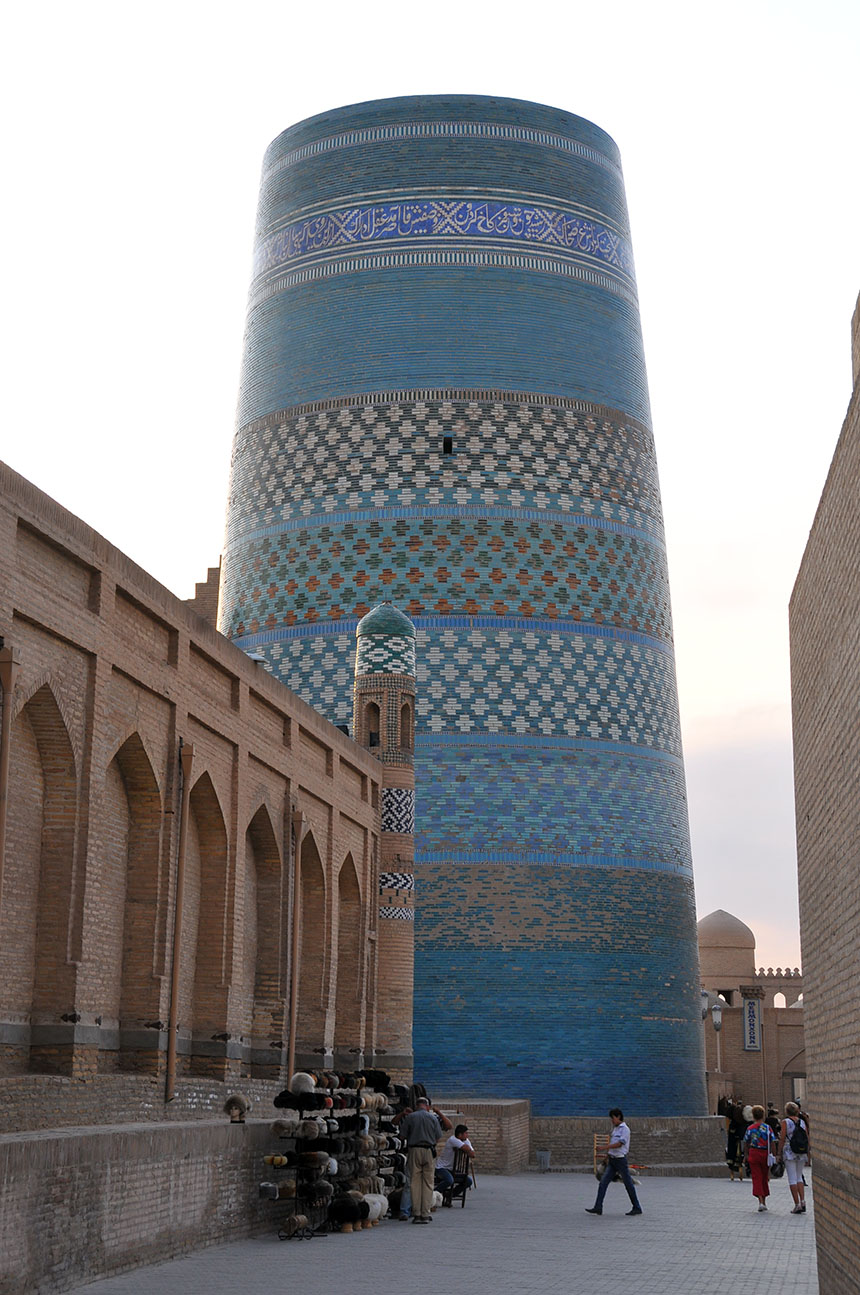 Kalta-minor – Unique Minaret of Khiva