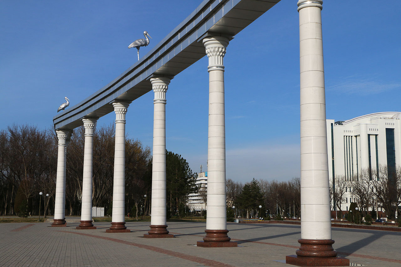 Tashkent is among Top 10 CIS cities popular among Russian tourists