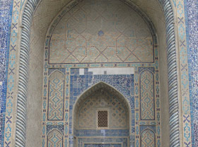 British company shoots report about Bukhara for Discovery channel