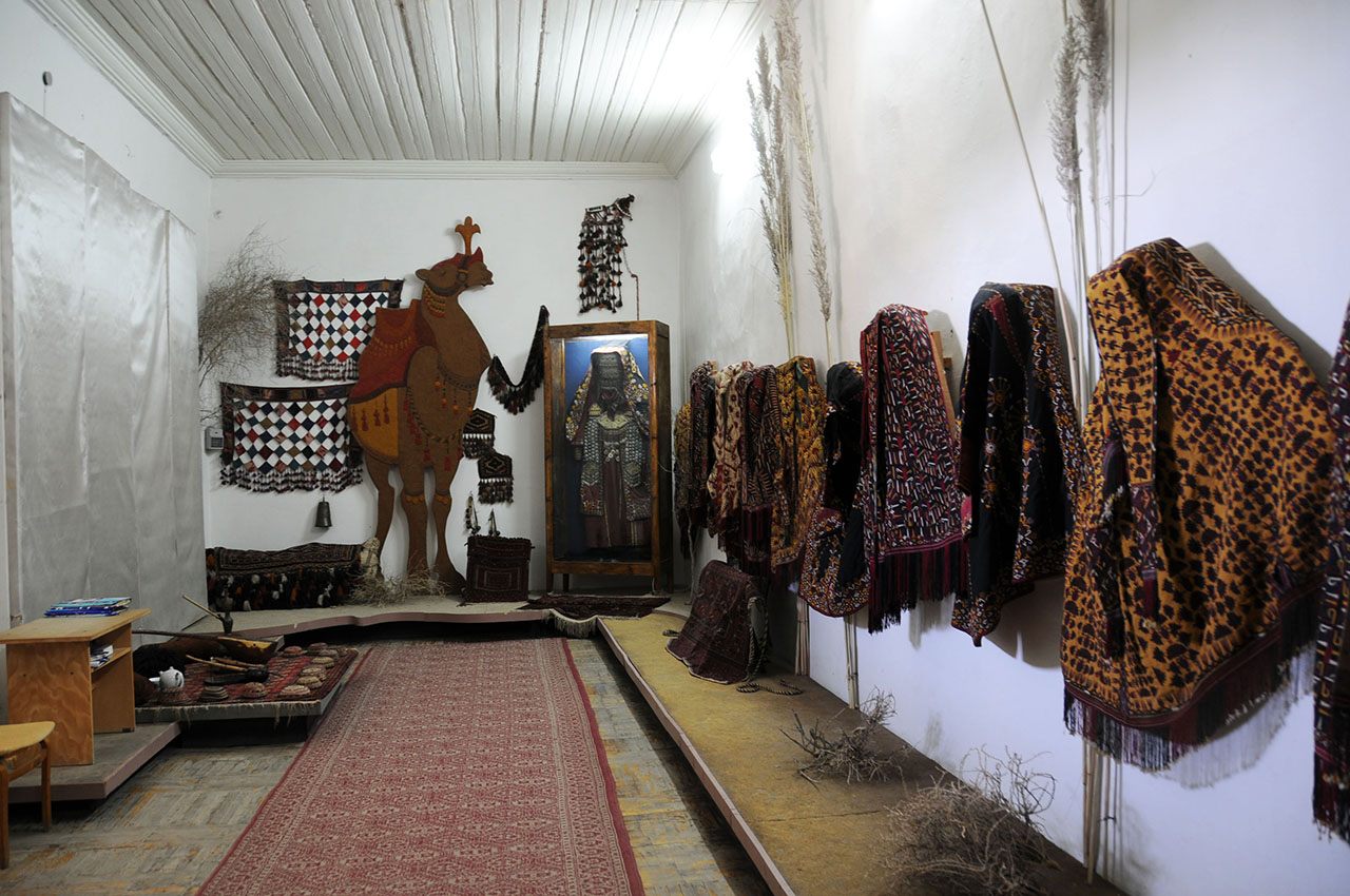 Turkmenistan cloth
