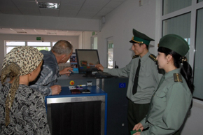 Customs control in Uzbekistan