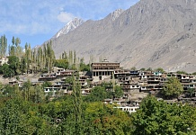 Machlu Village