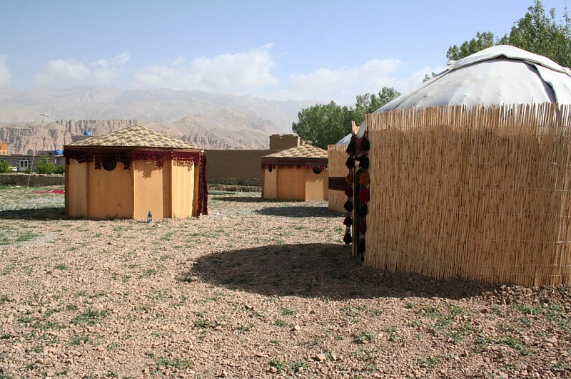 Bamiyan accomodation