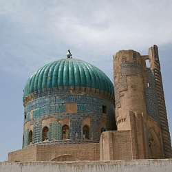 Shrine of Abu Nasr Parsa, Balkh