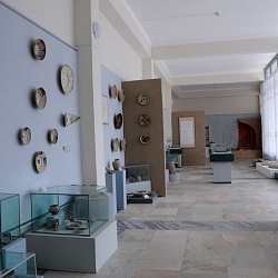 Afrosiab museum