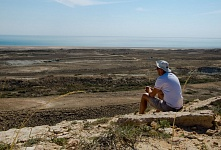 Aral Sea view